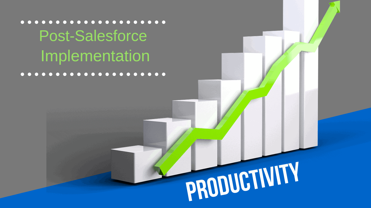 Salesforce Implementation Increases Productivity