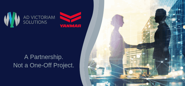 YANMAR Ad Victoriam Partnership Salesforce Implementation