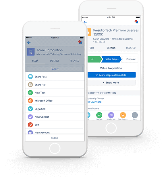 Welcome to the New Salesforce Mobile App