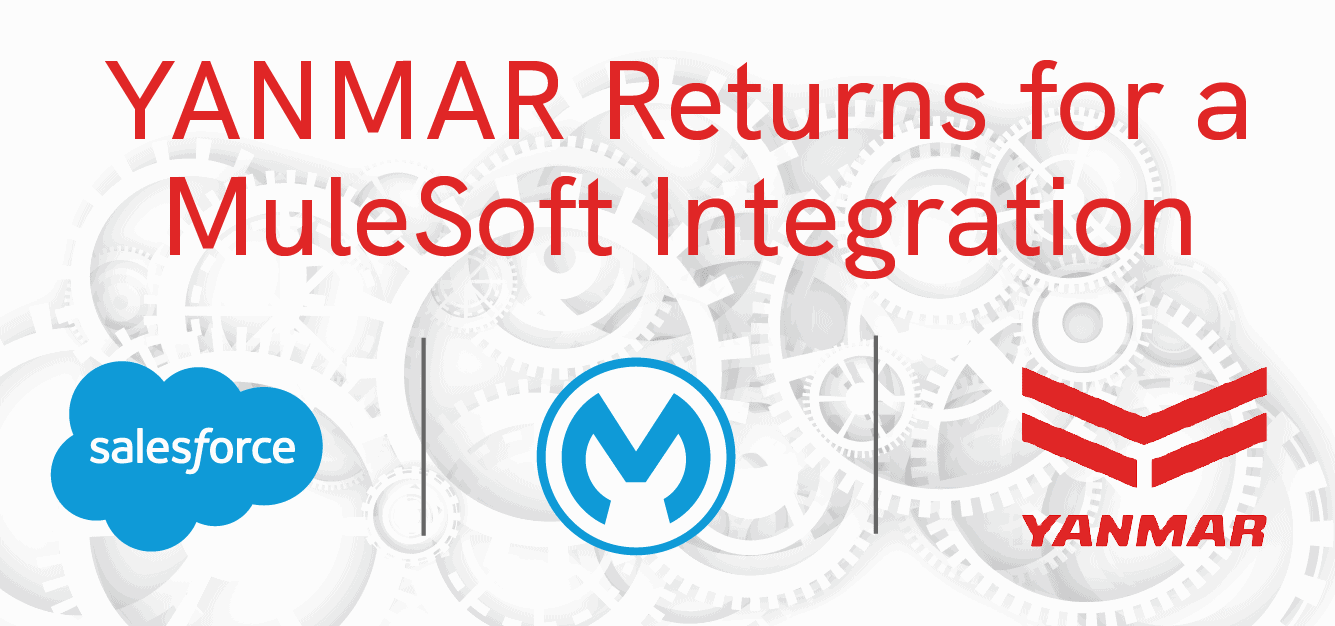 YANMAR Returns for a MuleSoft Integration