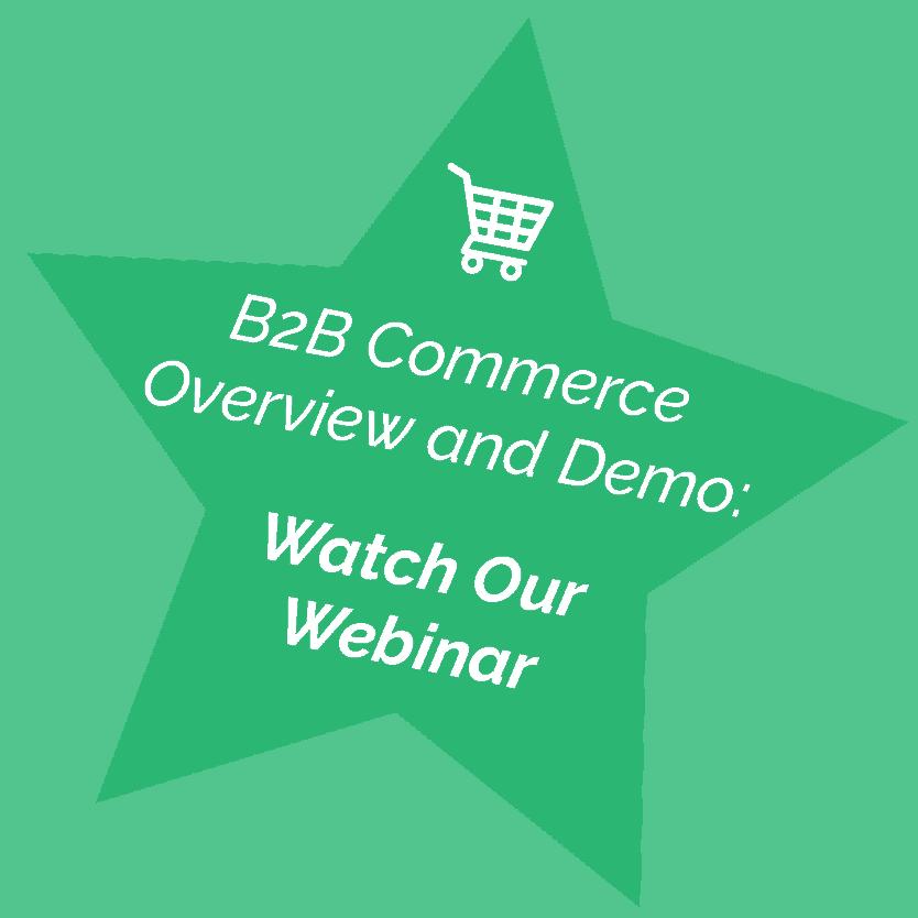 Watch B2B Commerce Webinar