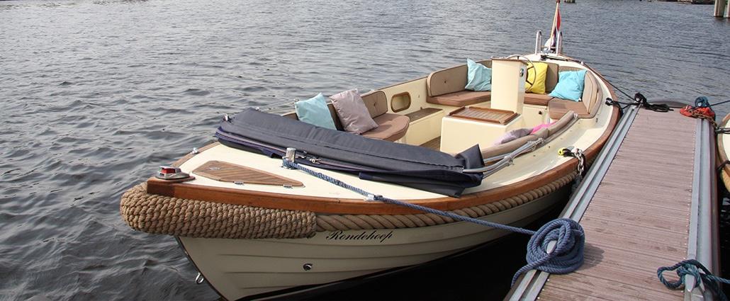 Boot en sloep huren Braassemermeer