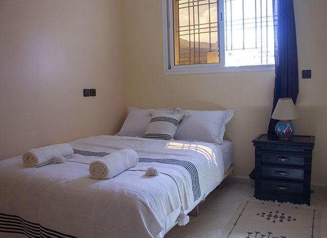 Private Double Room Imsouane