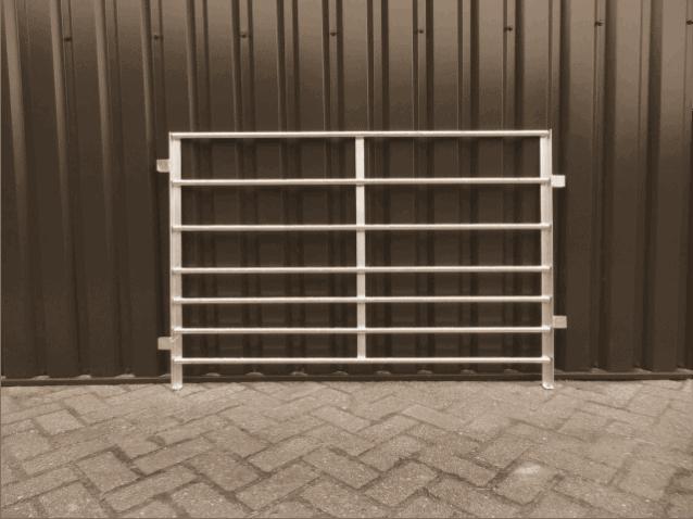 Hekwerken en poorten