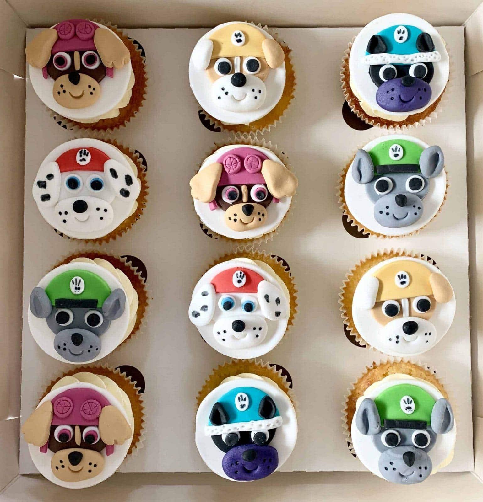 muffinki psi patrol