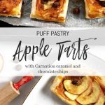Puff Pastry Apple Tarts Recipe
