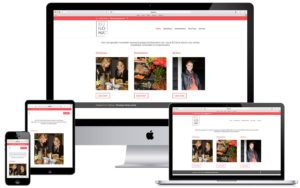 Webdesign website Bij Ilona