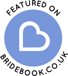 Featured on bridebook.co.uk