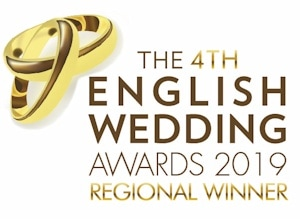 Wedding Awards Regional Winner