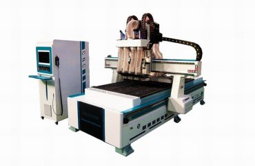 1325 Multi Spindles CNC Router Machine with Pneumatic System