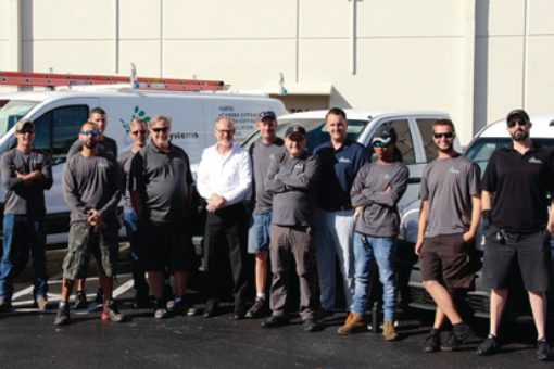 AT&I Systems team members