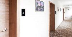 do not disturb hallway