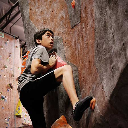 Join Our Climbing Team
