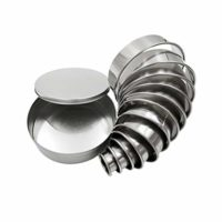 Round Cookie Biscuit Cutter Set