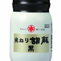 Marumoto Jun Neri black sesame paste