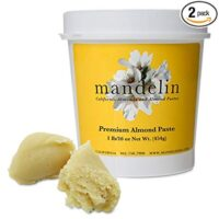 Mandelin Premium Almond Paste (2 lb)