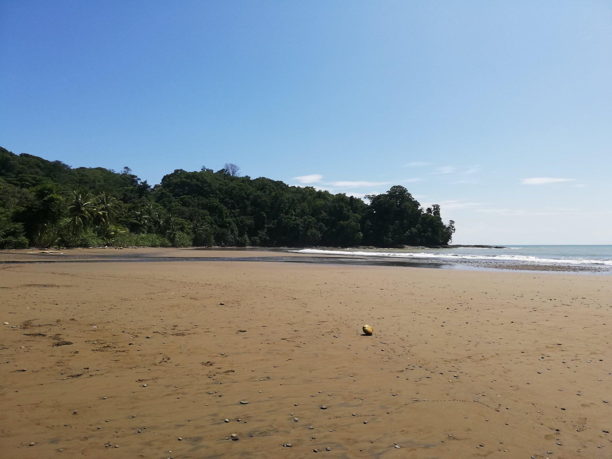 Playa Ballena South Pacific Costa Riva Beaches 2
