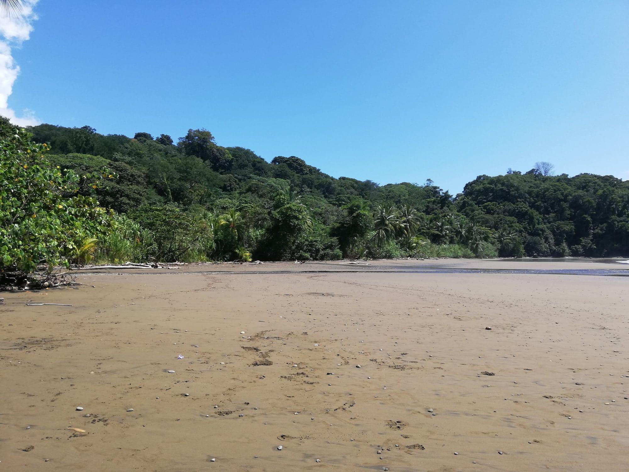 Playa Ballena South Pacific Costa Riva Beaches 3