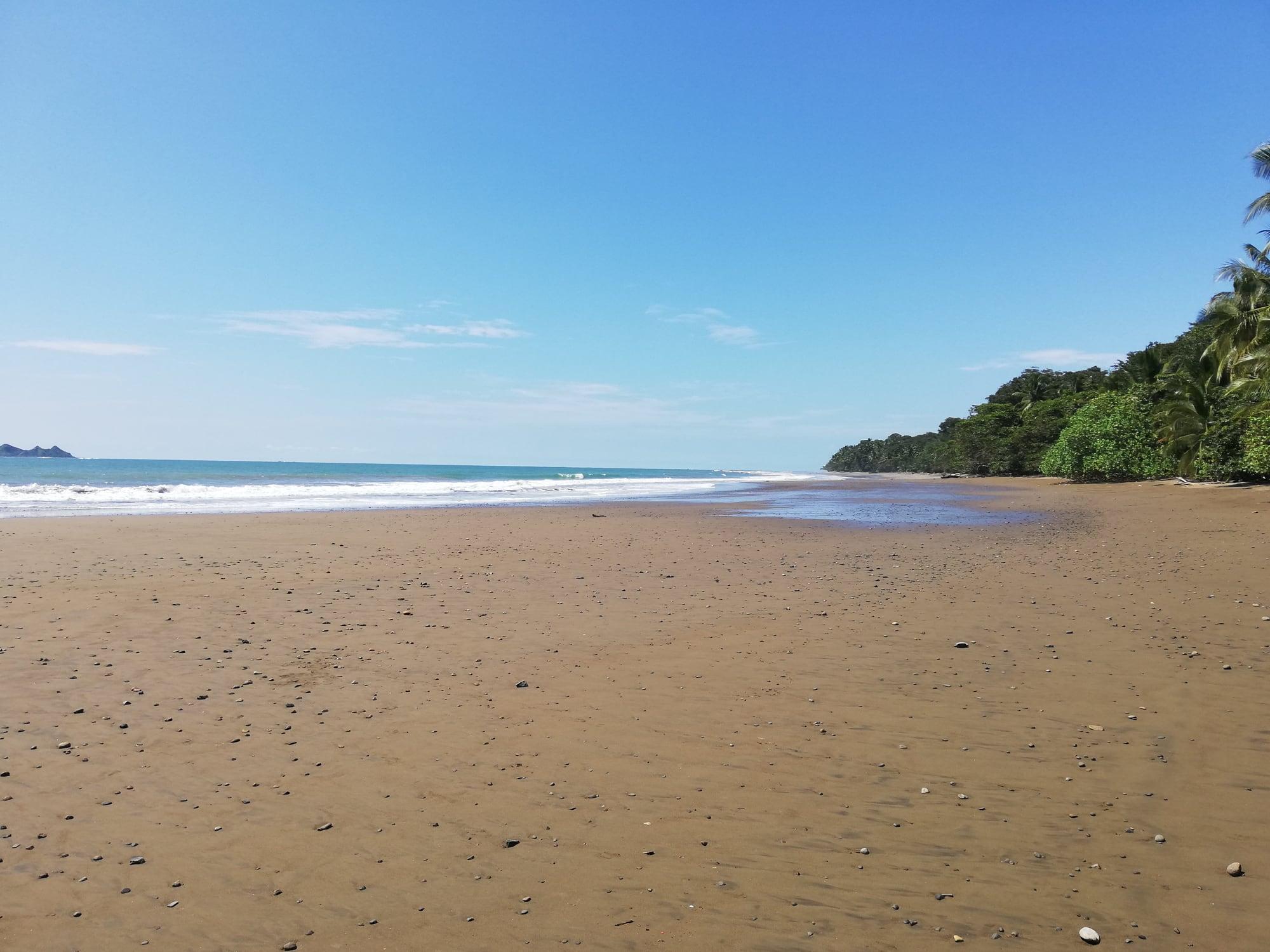 Playa Ballena South Pacific Costa Riva Beaches 5