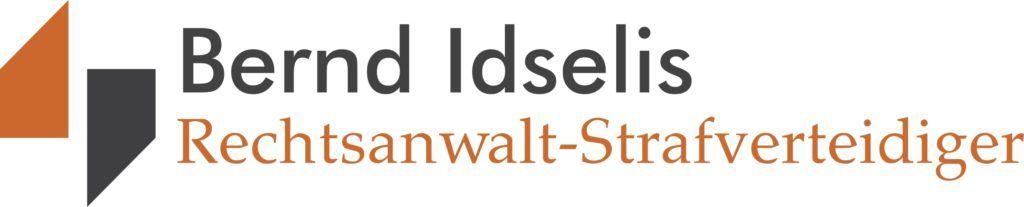 Logo Strafverteidiger Rechtsanwalt Bernd Idselis Delmenhorst