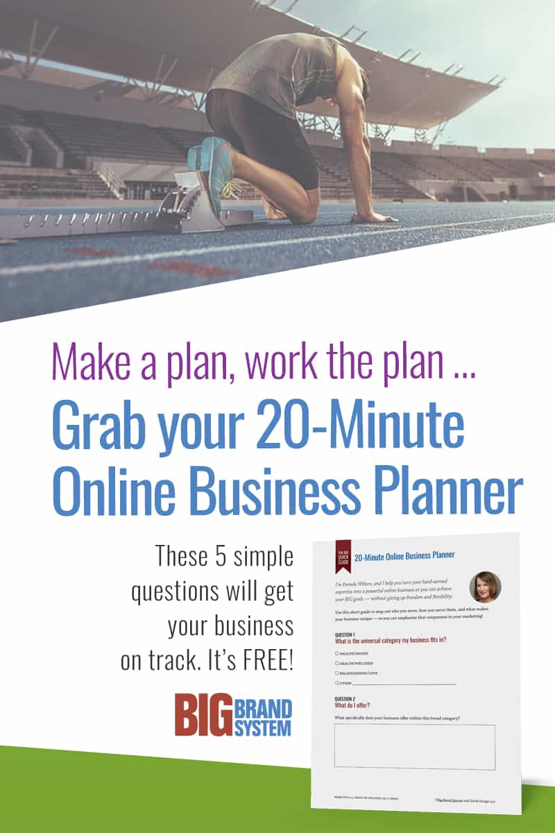 Grab this resource! Answer five simple questions to get your #onlinebusiness on track for success. Not sure what to do next so you can grow? Get this simple (20 minute!) online business start up planner. #onlinebusinesstips #onlinemarketing #startup