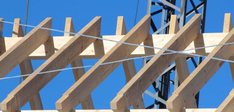 Das Sparrendach ist eine weit verbreitete Dachkonstruktion