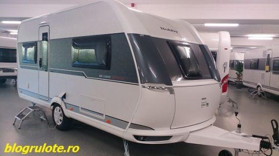 Model rulota Hobby De Luxe 440 SF