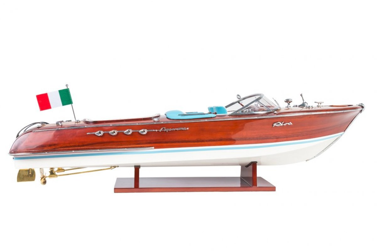 Ferrari Arno Replica Model Boat 70cm from boatguard.com.au