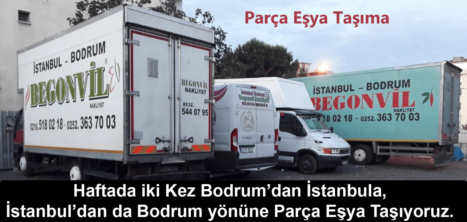 İstanbul Bodrum Parça eşya