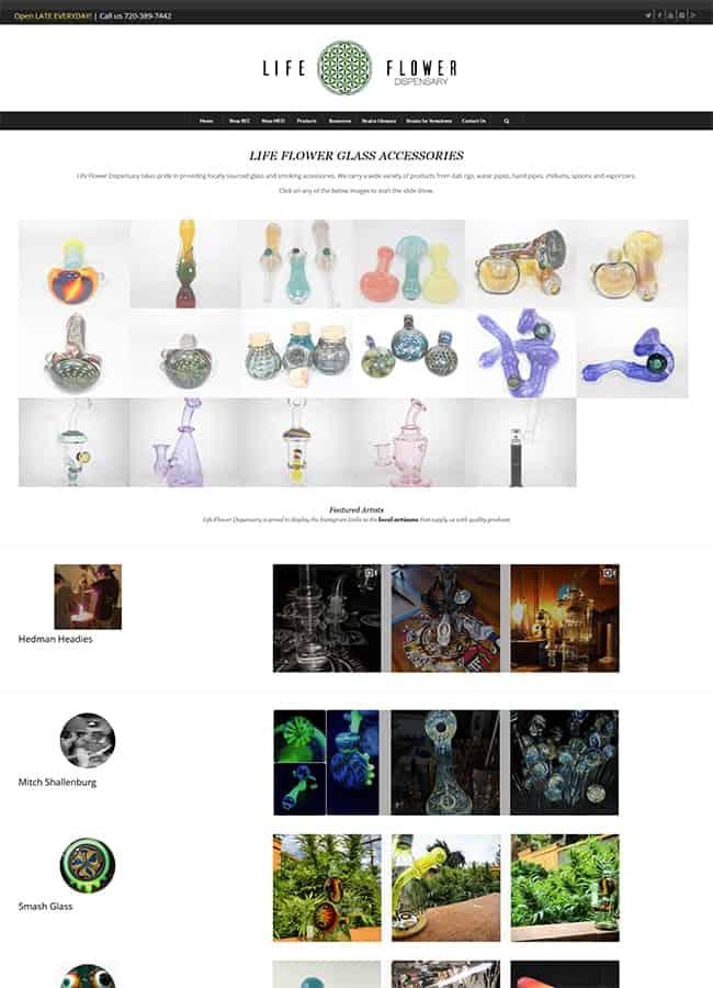 Lifeflower Accessories Gallery