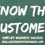 Defining YOUR Ideal Customer is Crucial To Business Success. Brilliant Breakthroughs, Inc. Business Coaching