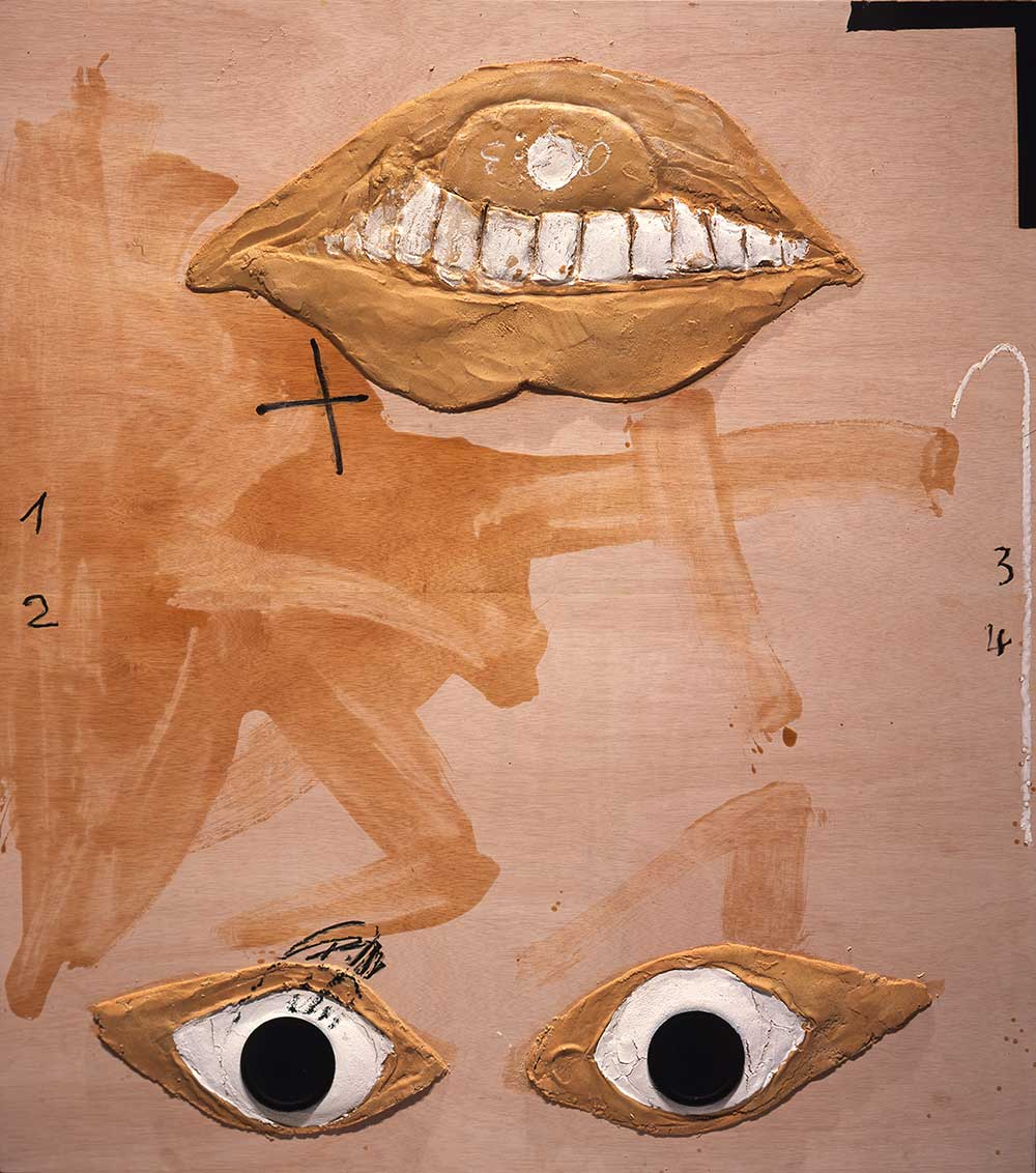 Antoni Tàpies: Revulsion and Desire