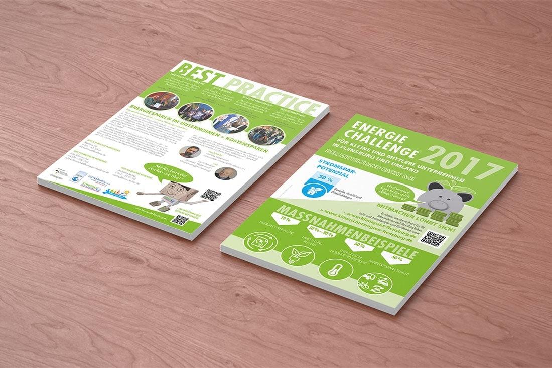 Energie-Challenge · Kommunikationskampagne