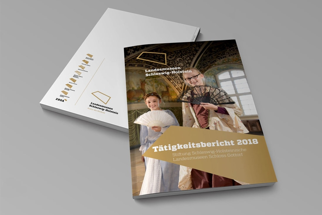 Schleswig-Holsteinische Landesmuseen Schloss Gottorf · Tätigkeitsbericht