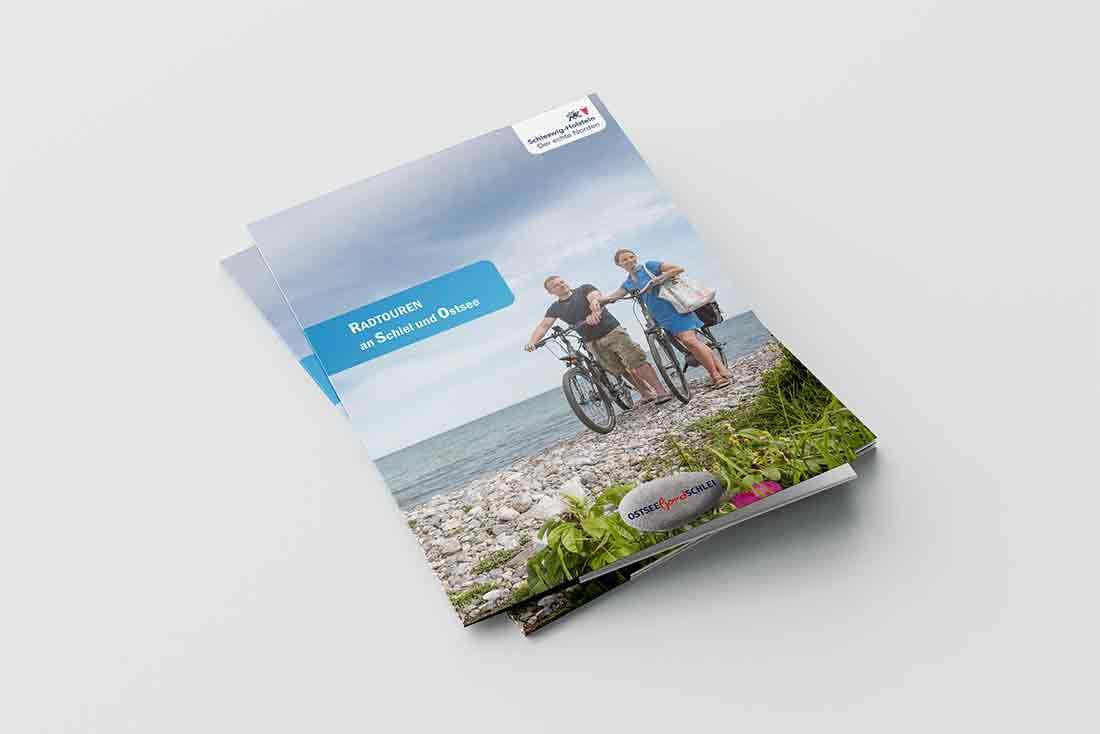 Radtouren an der Schlei und Ostsee