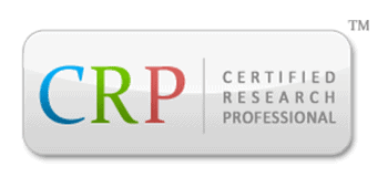 Certified Research Professional (IIPMR-CRP)