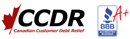 Canadian Customer Debt Relief - CCDR