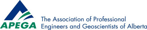 The Association of Professional Engineers and Geoscientists of Alberta logo