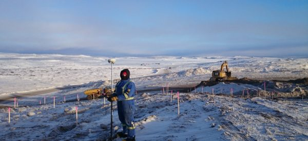 From the Field: The Inuvik-Tuktoyaktuk Highway