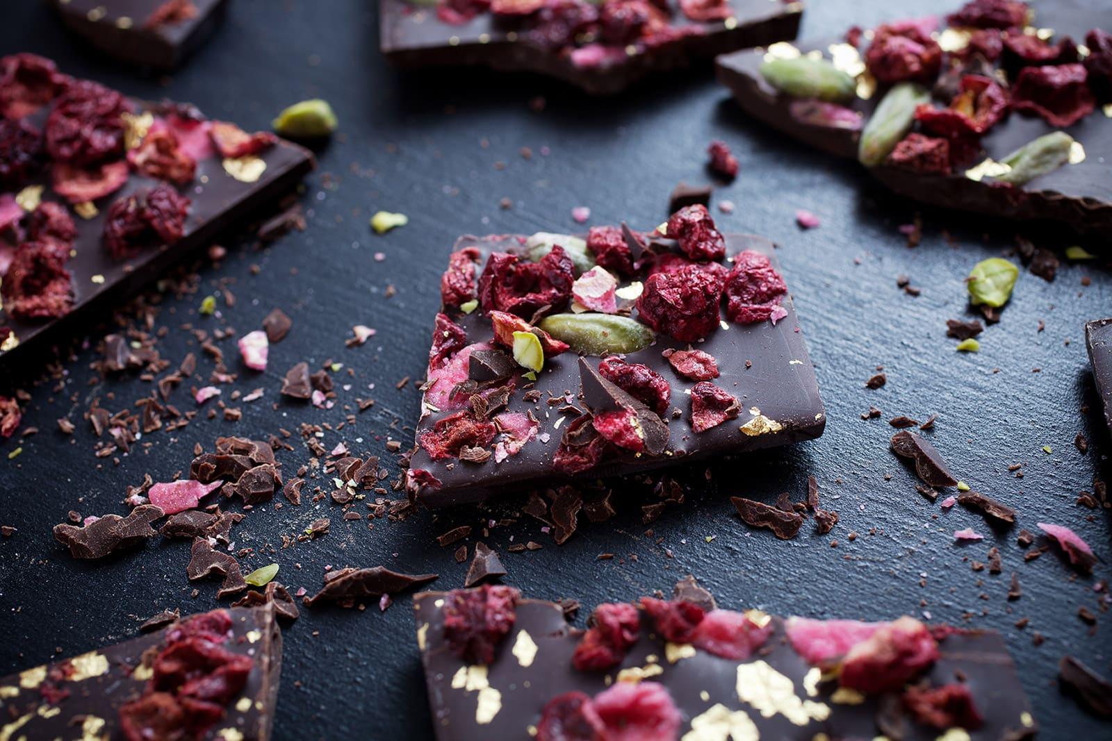 Chocolade tastings