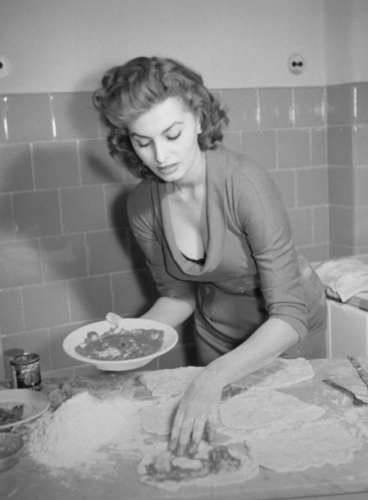 Sophia Loren - pizzeria napoletana italienne Bruxelles Diamant Jourdan Ciaooo Pizzeria