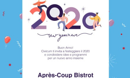 Martedì 28 gennaio – New Year's Party CIVICUM
