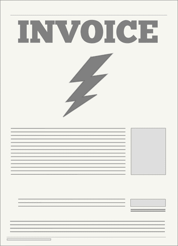 invoice submitted that violates false claims act