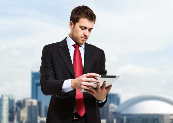 commercial real estate mobile CRM