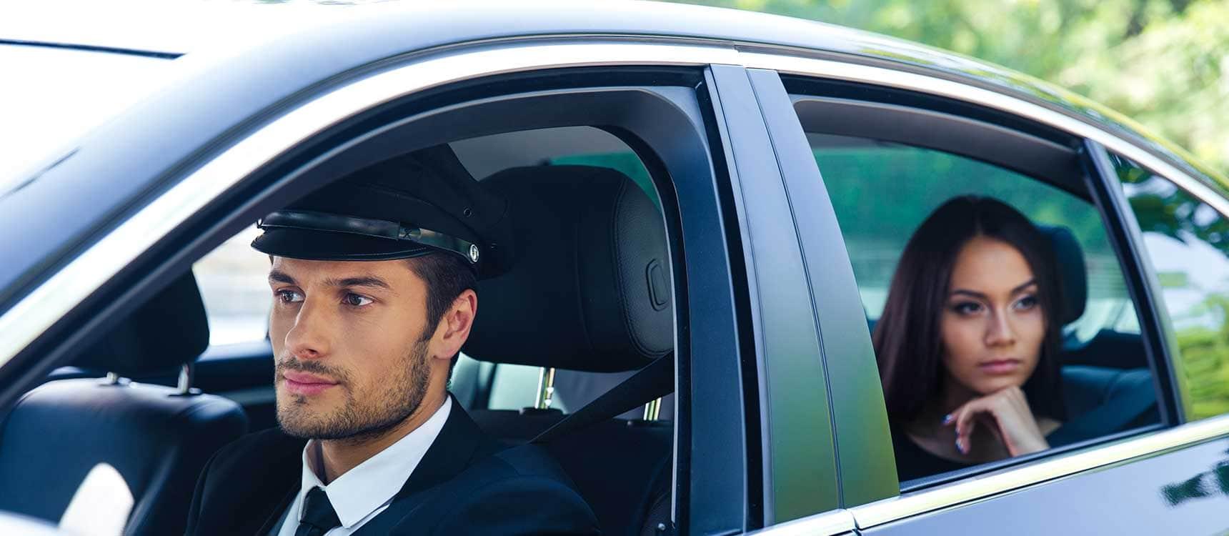 chauffeur job