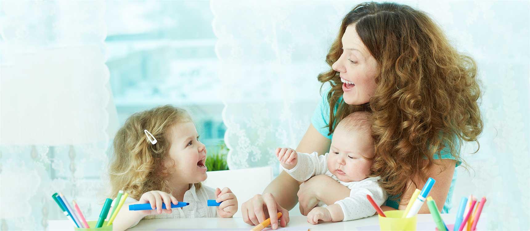 nannies job