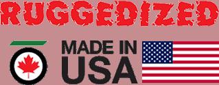 Ruggedized-Made in USA