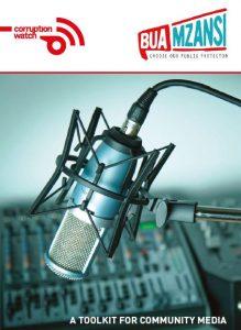 Bua Mzansi community media toolkit