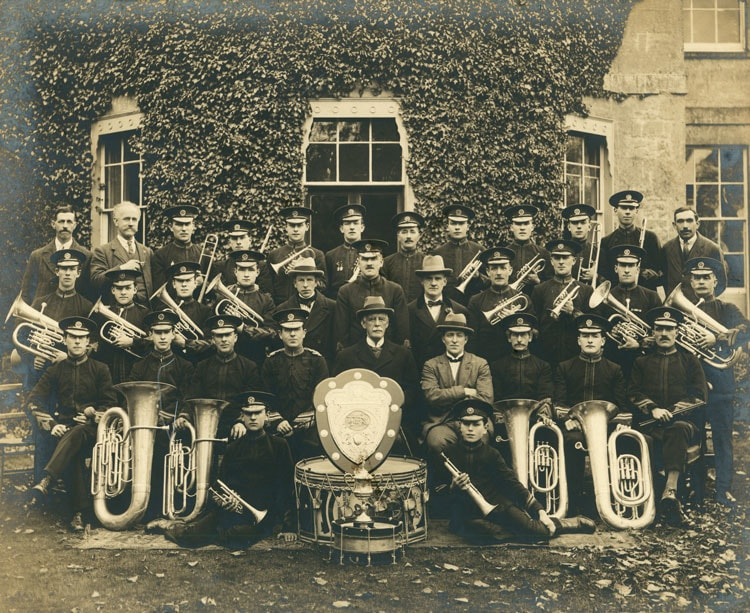 Headington Silver Prize Band
