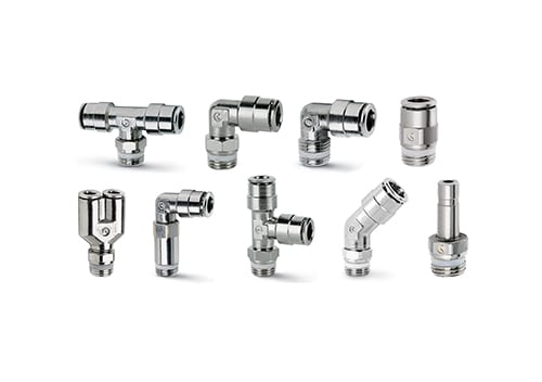 Camozzi Fittings - Gallery